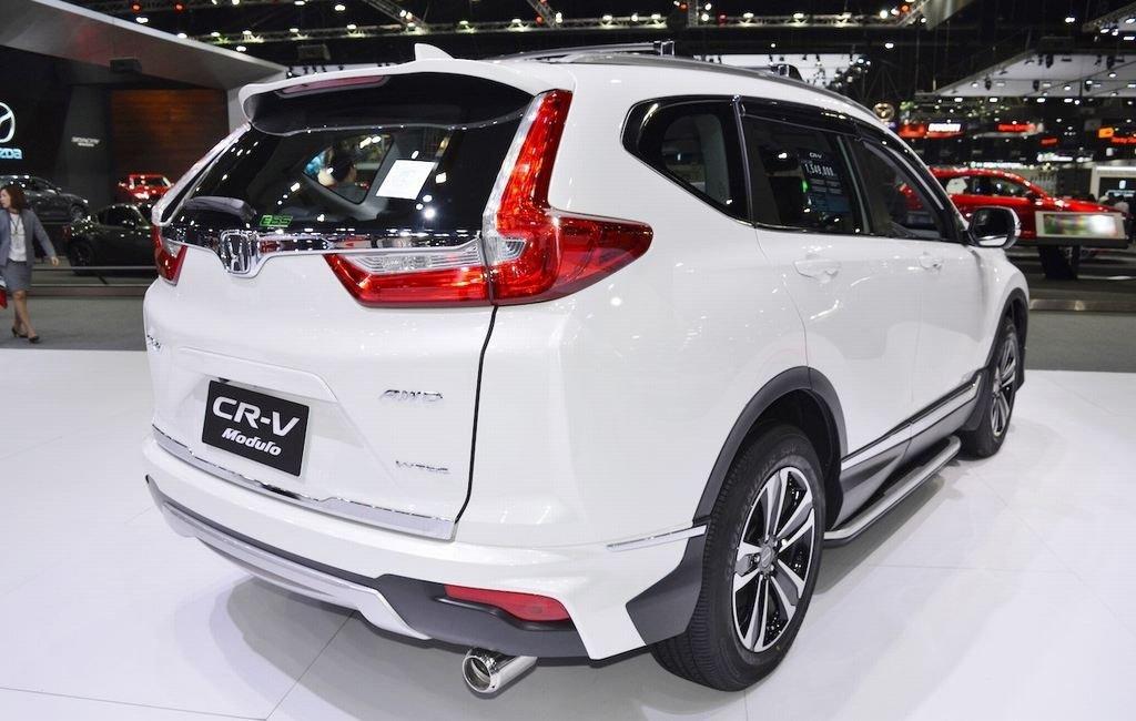 Sẽ có 100 xe Honda CR-V phiên bản đặc biệt tại Việt Nam a2