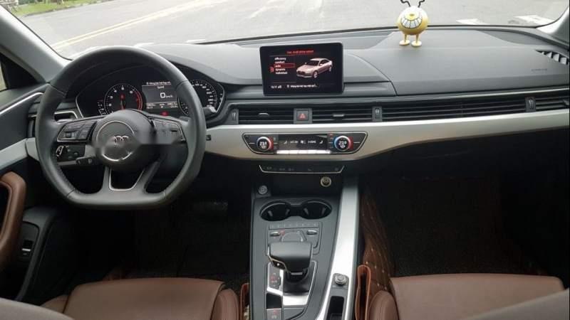 Bán Audi A4 đời 2017, màu đen, nhập khẩu như mới-3