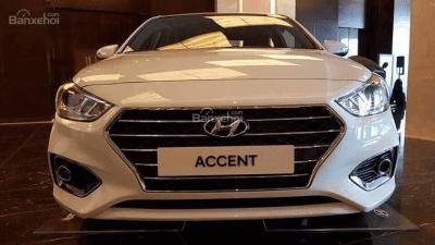 Bán Accent 2018 1.4 AT full, màu trắng, giao ngay, trả góp 90%-4
