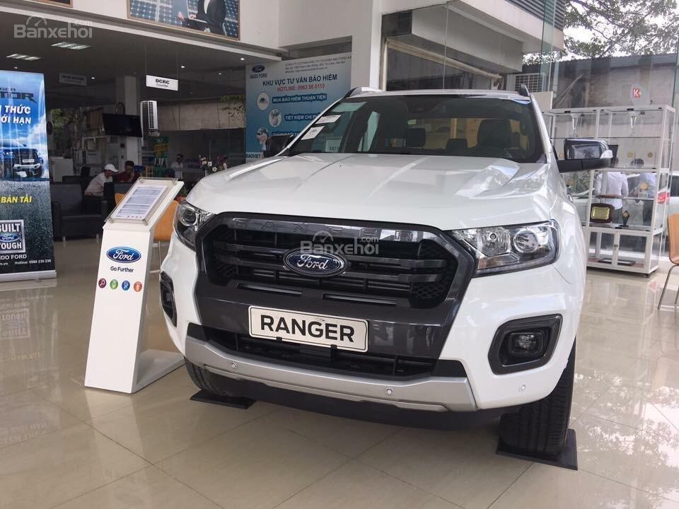 Bán xe Ford Ranger Wildtrak 2018 màu trắng, cam, xanh, đỏ. Giao ngay giá rẻ nhất trả góp 90% - Hotline: 084.627.9999-0