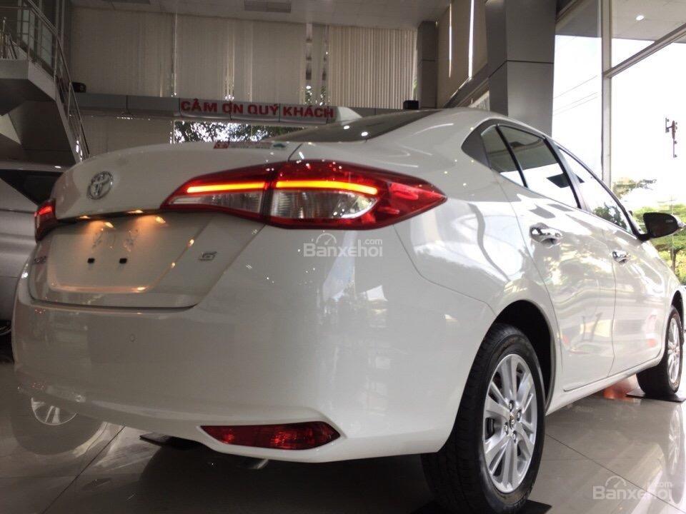 Toyota Tân Cảng Bán Vios 2019 Khuyến Mãi Lớn Nhất Năm-Trả Trọn Gói 150 Trđ Nhận Xe-LH 0901923399-7