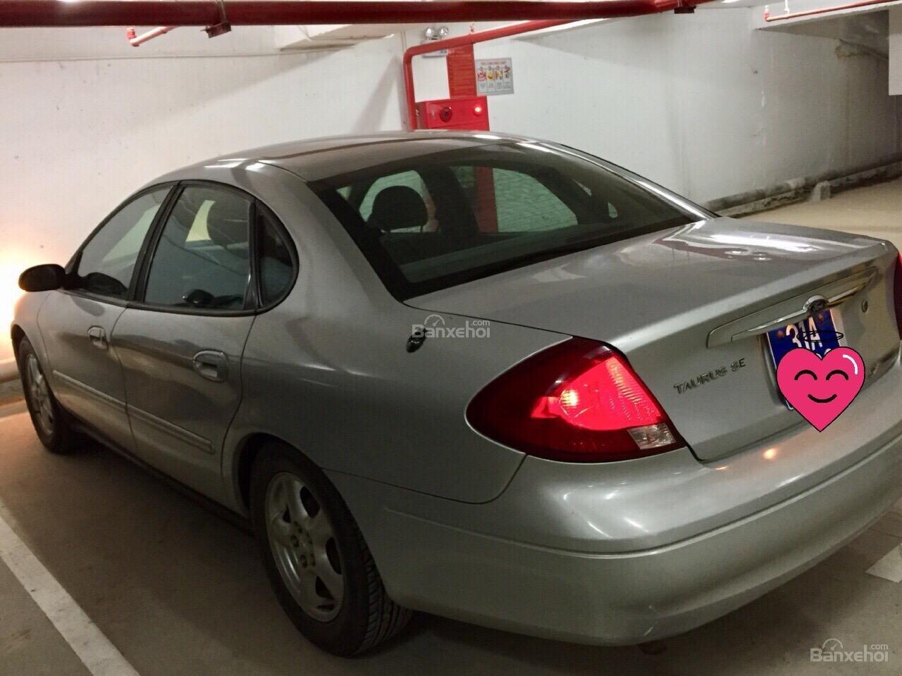 Bán xe Ford Taurus SE, SX 2001 (7)