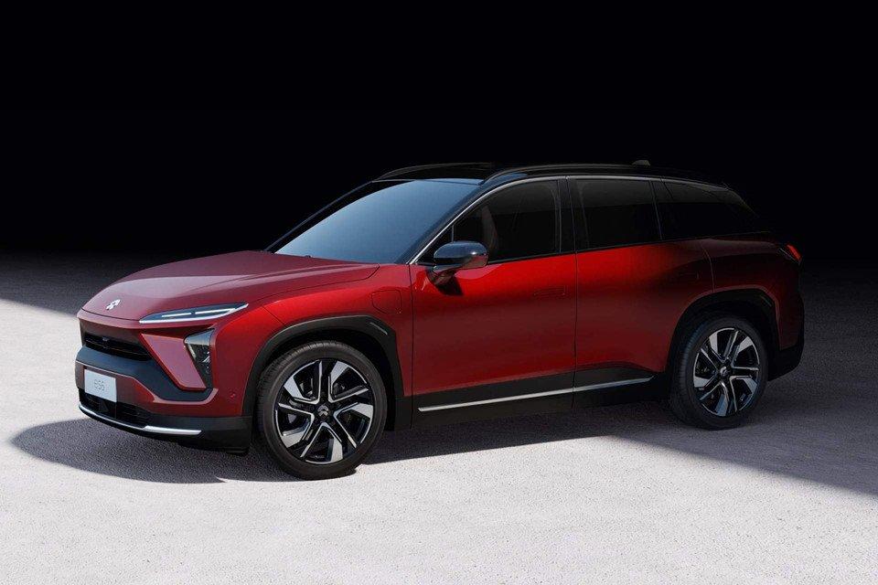 SUV điện Trung Quốc Nio ES6 chính thức ra mắt, giá từ 1,2 tỷ đồng 2.