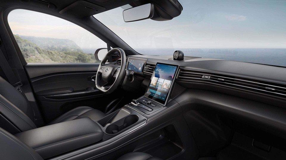 SUV điện Trung Quốc Nio ES6 chính thức ra mắt, giá từ 1,2 tỷ đồng 3.