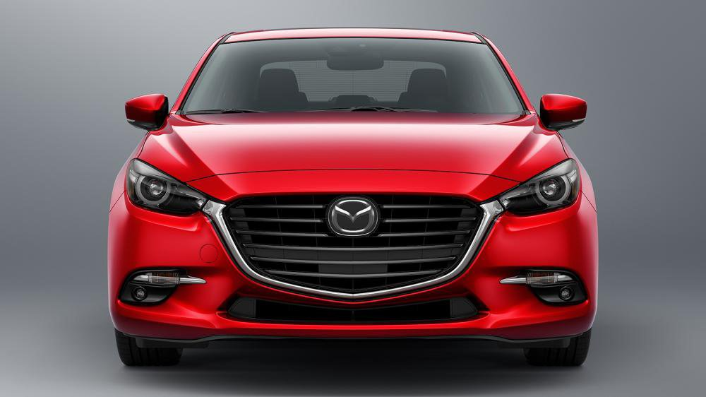 So sánh xe Mazda 3 2018 và Kia Cerato 2019 về thiết kế đầu xe.