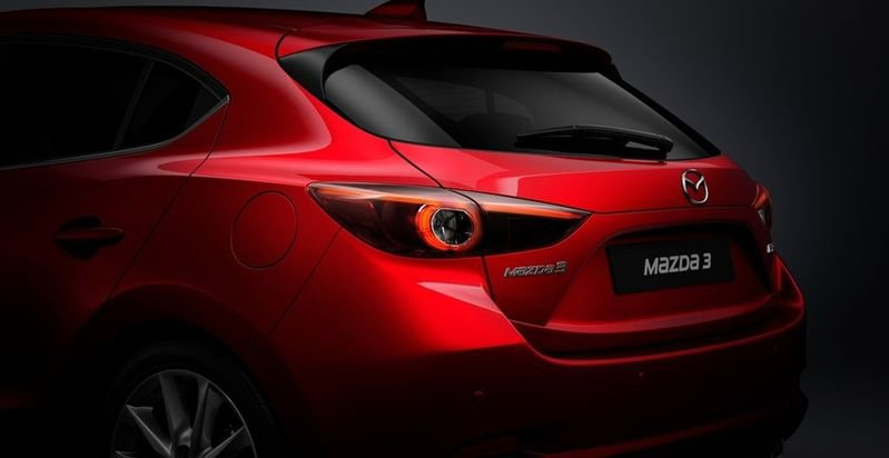 So sánh xe Mazda 3 2018 và Kia Cerato 2019 về thiết kế thân xe - Ảnh 4.