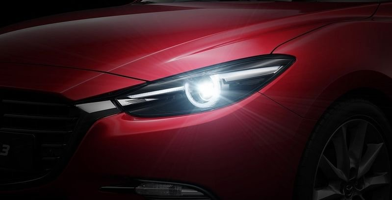 So sánh xe Mazda 3 2018 và Kia Cerato 2019 về thiết kế đầu xe - Ảnh 2.