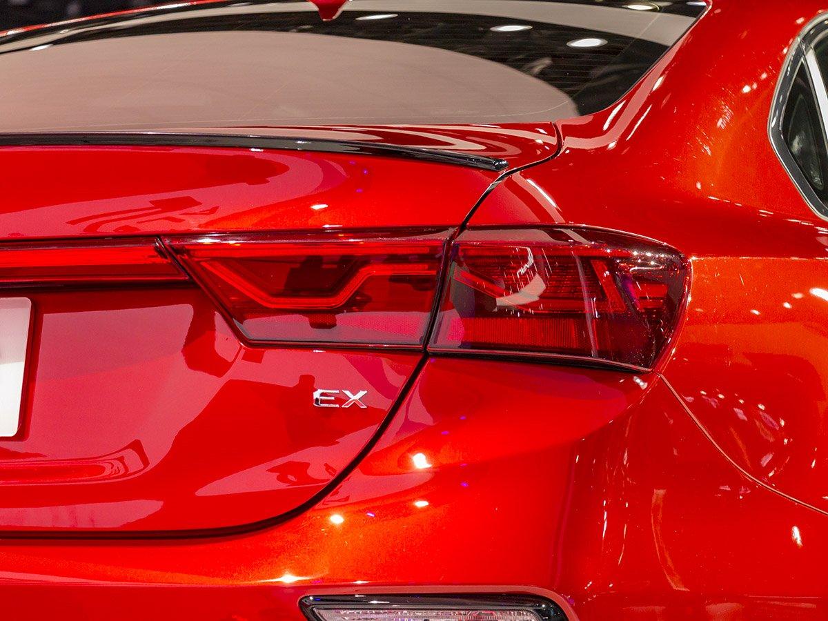 So sánh xe Mazda 3 2018 và Kia Cerato 2019 về thiết kế thân xe - Ảnh 5.