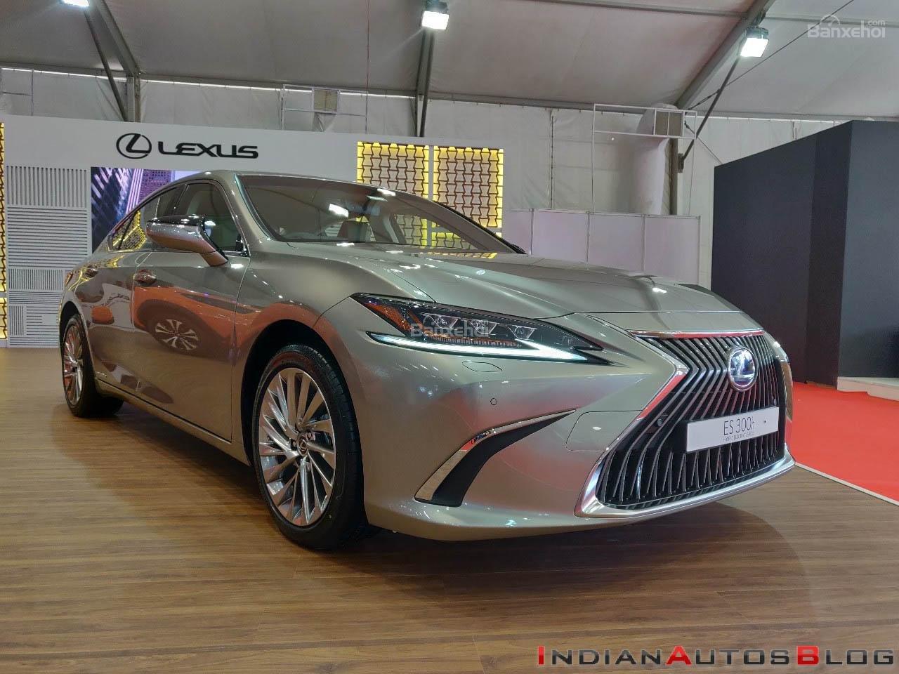 [APS 2018] Lexus ES 300h mới khoe cái nhìn sắc bén - 1