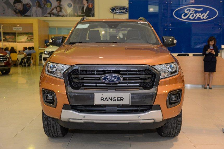 Giá lăn bánh xe Ford Ranger 2019 tại Việt Nam, phiên bản giá rẻ xuất hiện a2