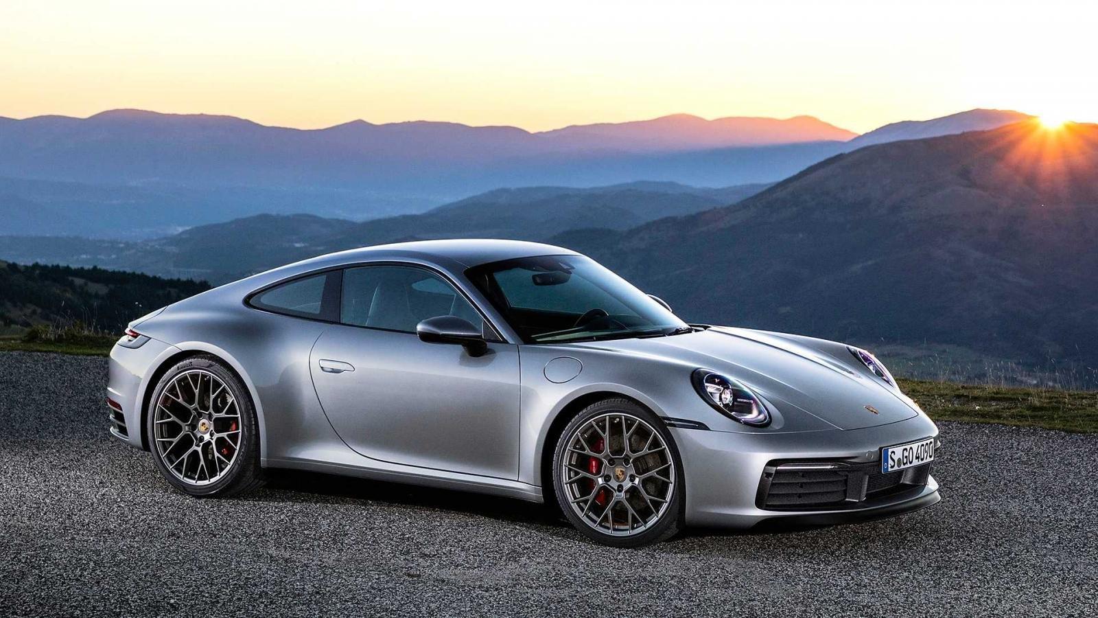 Porsche 911 thế hệ mới cải tiến những gì? a5