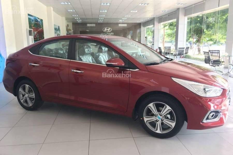 Hyundai Accent giá chỉ từ 140tr, kèm quà tặng hấp dẫn, hỗ trợ ngân hàng, lãi suất chỉ từ 0.66%/tháng, LH 0961730817-1