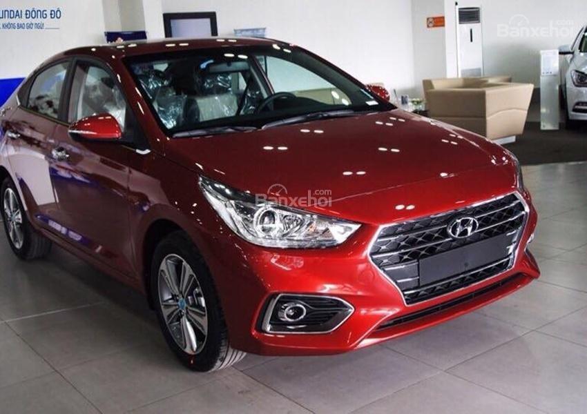 Hyundai Accent giá chỉ từ 140tr, kèm quà tặng hấp dẫn, hỗ trợ ngân hàng, lãi suất chỉ từ 0.66%/tháng, LH 0961730817-3