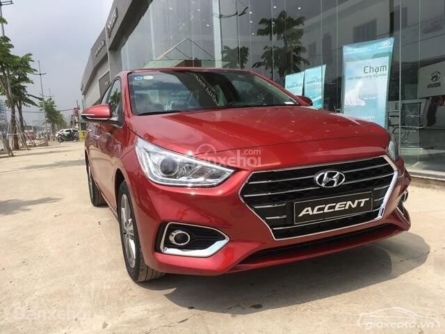 Hyundai Accent giá chỉ từ 140tr, kèm quà tặng hấp dẫn, hỗ trợ ngân hàng, lãi suất chỉ từ 0.66%/tháng, LH 0961730817-4