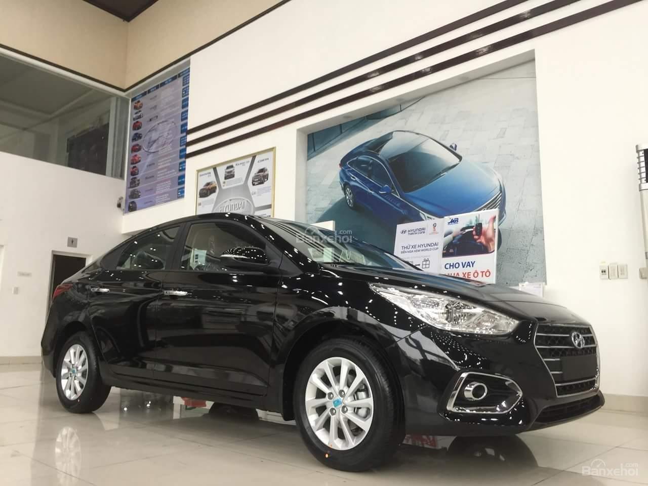 [Hyundai Kinh Dương Vương] Accent trả trước 140tr, tặng gói phụ kiện, góp ngân hàng chỉ từ 0.66%/tháng, LH 0961730817-2