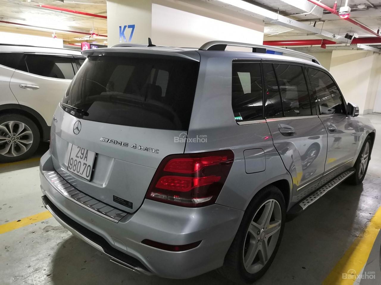 Cần bán xe Mercedes GLK Class năm sản xuất 2013-2