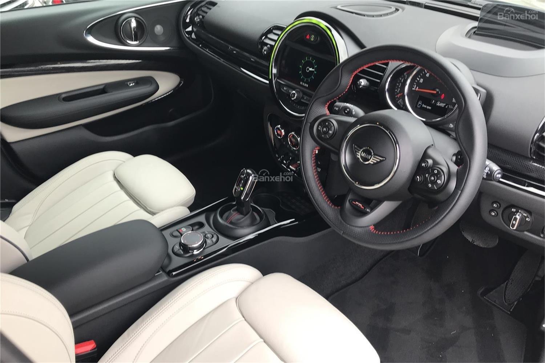 Bán xe MINI Clubman John Cooper Work 2019, màu Emerald Grey nhập khẩu từ Anh Quốc-4