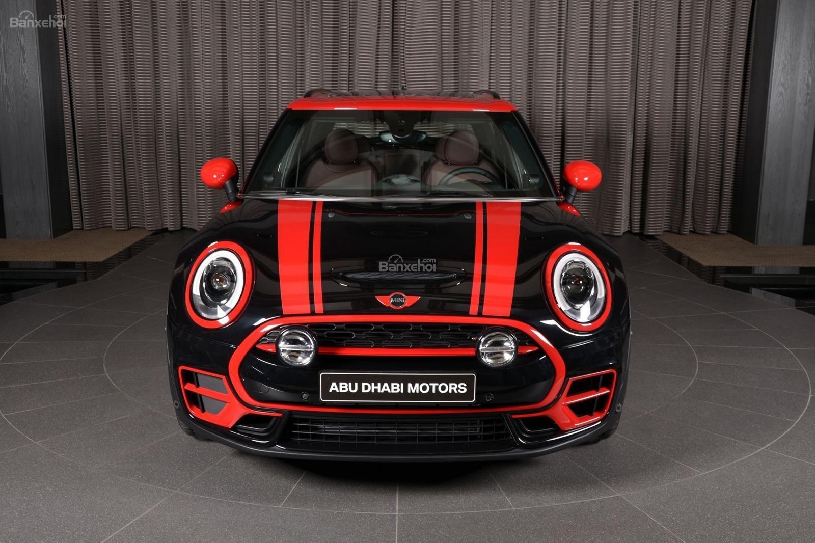 Bán xe Mini Clubman John Cooper Work 2019, màu Midnight Black nhập khẩu từ Anh Quốc-1