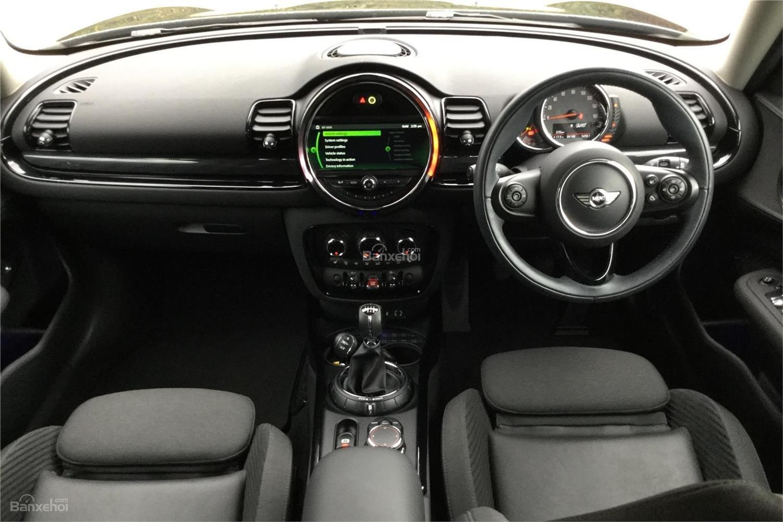 Bán xe Mini Clubman John Cooper Work 2019, màu Midnight Black nhập khẩu từ Anh Quốc-4