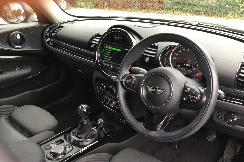 Bán xe Mini Clubman John Cooper Work 2019, màu Midnight Black nhập khẩu từ Anh Quốc-7