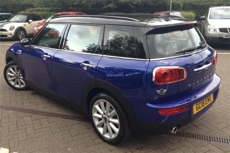 Bán xe Mini Clubman John Cooper Work 2019, màu Starlight Blue nhập khẩu từ Anh Quốc-3