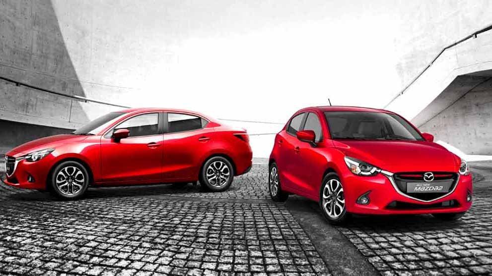 So sánh xe Mazda 2 2019 và Honda Jazz 2019: So găng hatchback hạng B nhập khẩu Thái Lan 4.