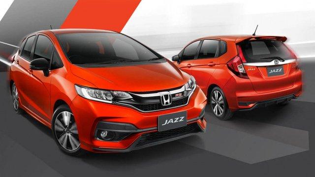 So sánh xe Mazda 2 2019 và Honda Jazz 2019: So găng hatchback hạng B nhập khẩu Thái Lan 5.