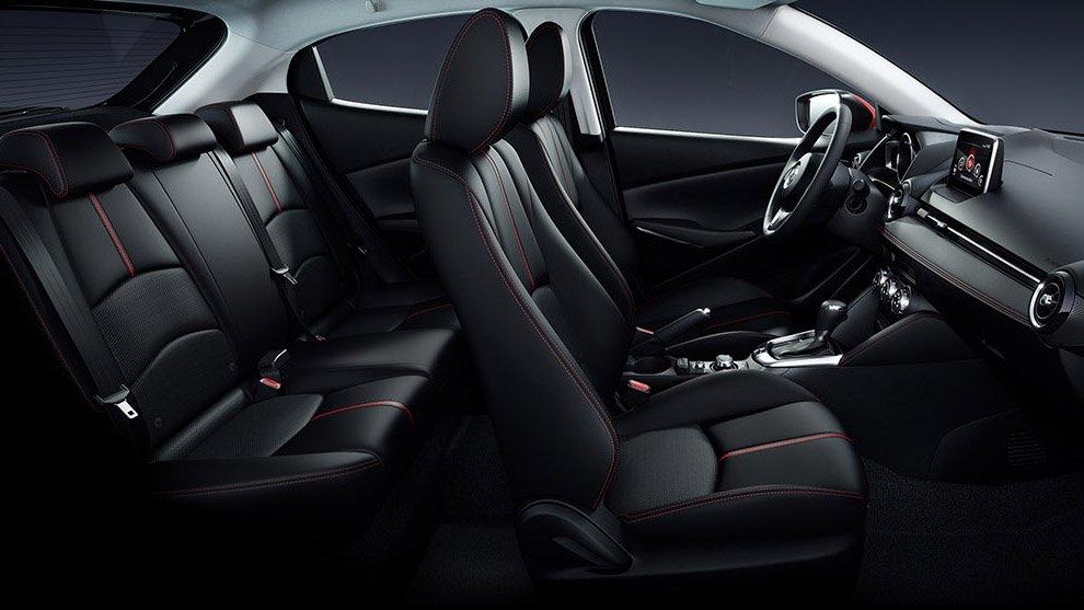 So sánh xe Mazda 2 2019 và Honda Jazz 2019: So găng hatchback hạng B nhập khẩu Thái Lan 16.