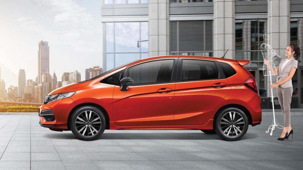 So sánh xe Mazda 2 2019 và Honda Jazz 2019: So găng hatchback hạng B nhập khẩu Thái Lan 10.