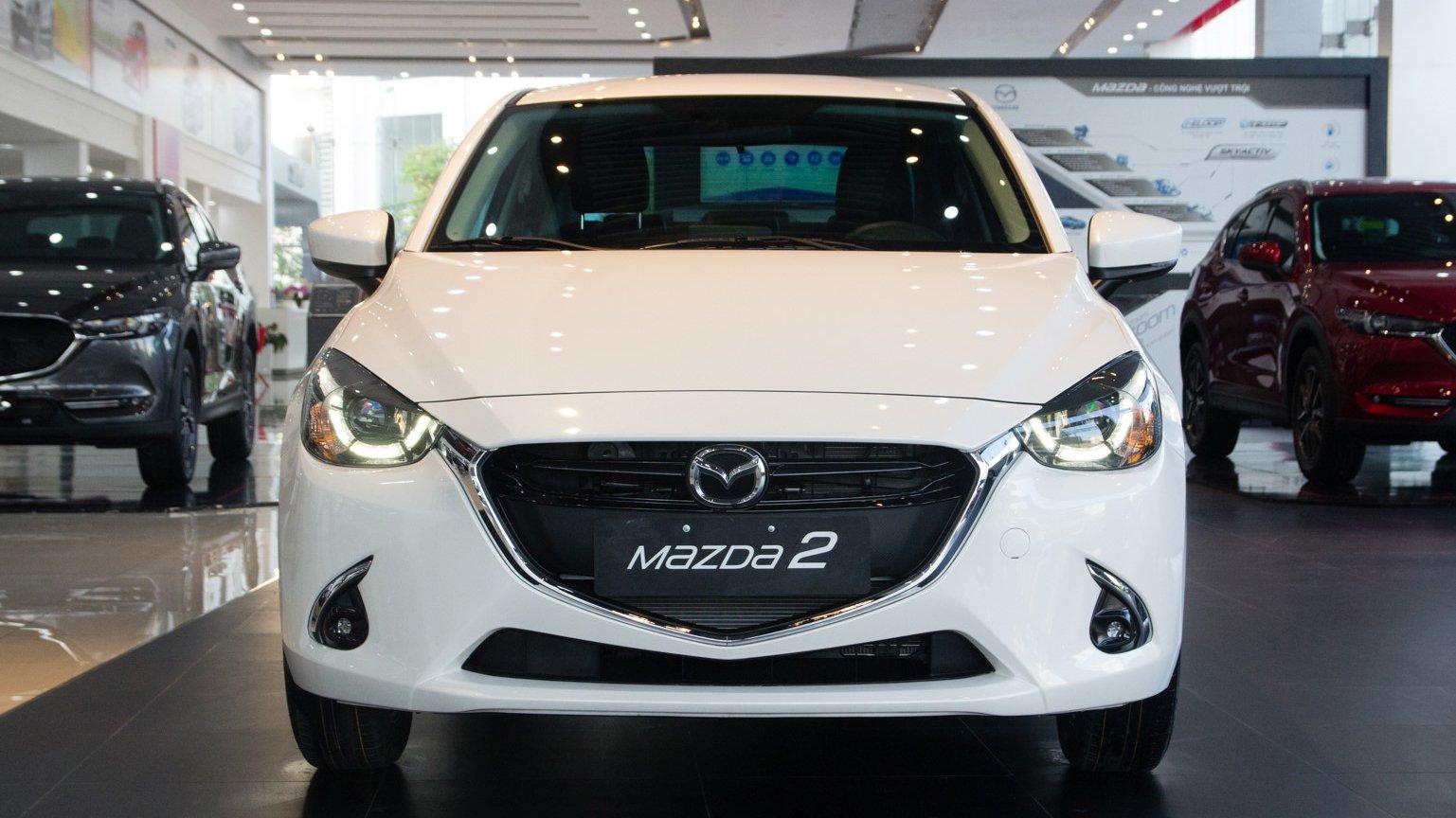 So sánh xe Mazda 2 2019 và Honda Jazz 2019: So găng hatchback hạng B nhập khẩu Thái Lan 6.