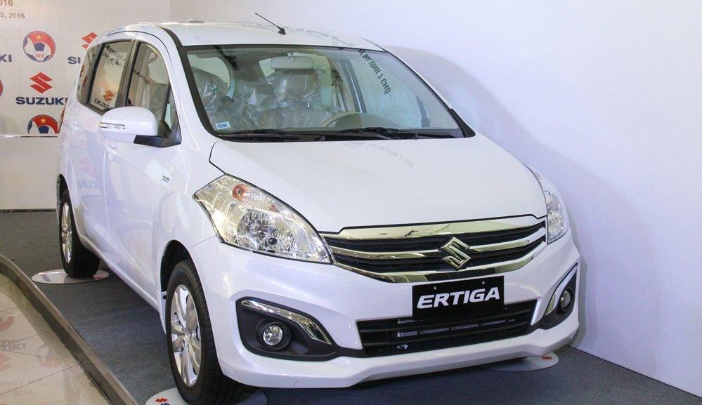 Điểm danh những mẫu xe ít khách nhất năm 2018: Suzuki Ertiga, Kia Optima chiếm top 3