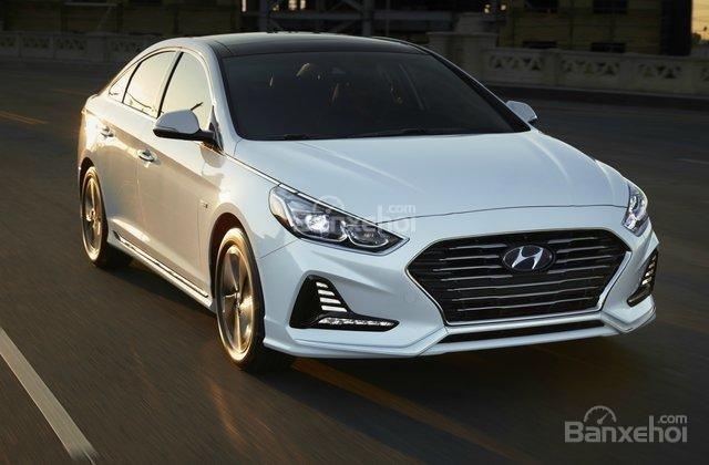 9. Hyundai Sonata Plug-In Hybrid 2019.