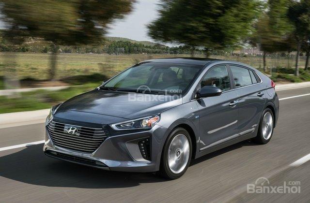 5. Hyundai Ioniq Blue 2019.