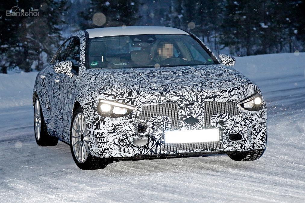 Mercedes CLA mới chính thức nhá hàng trước triển lãm CES - 1b