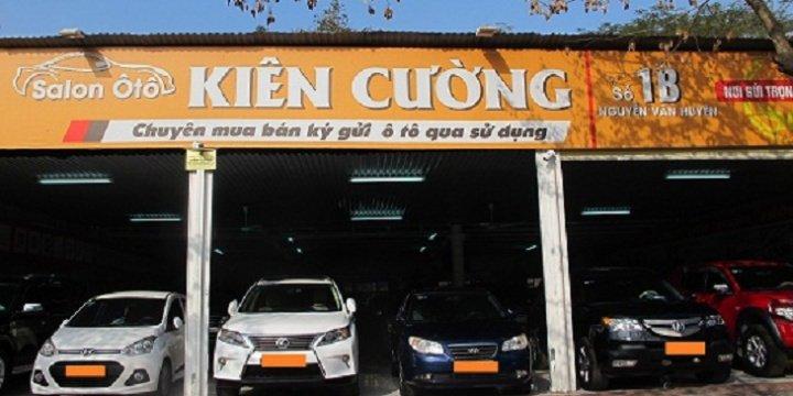 Salon Ô tô Kiên Cường (1)