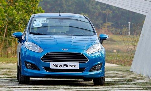 Ford Fiesta bị khai tử