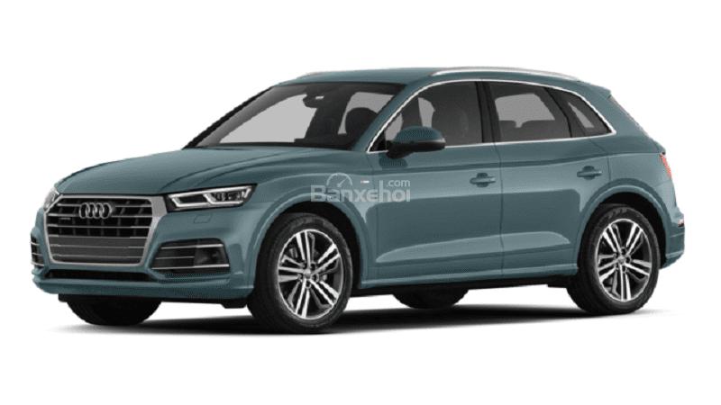 So sánh Audi Q5 và Lexus NX 6...