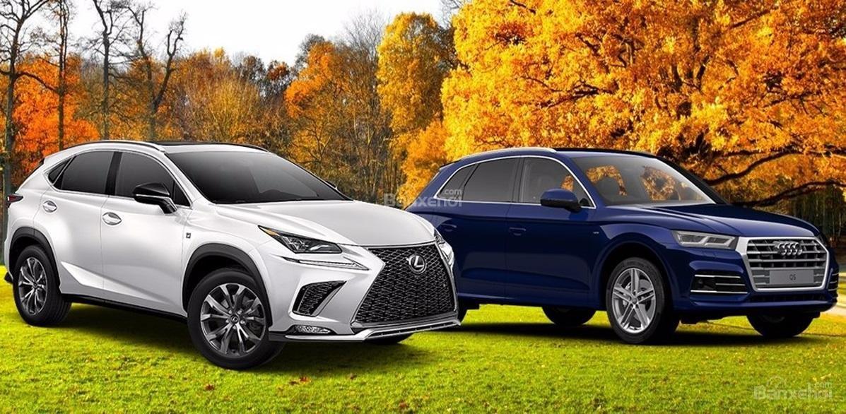 So sánh Audi Q5 và Lexus NX 1...