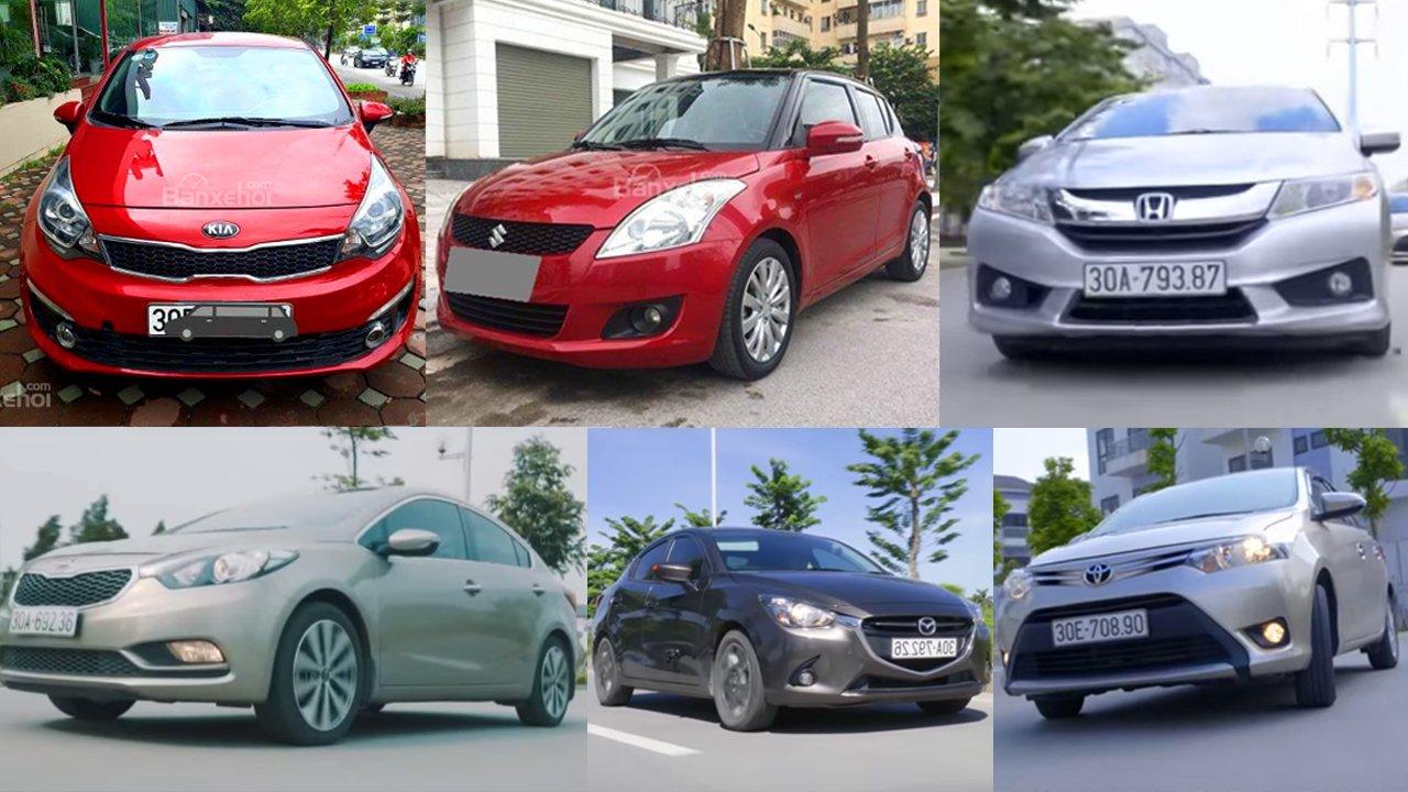 """Ô tô cũ 500 triệu chơi Tết: """"Chốt"""" Kia K3 hay Toyota Vios? a1"""