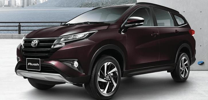 """oyota Rush 2019 sở hữu các trang bị không thua kém """"đàn anh"""" Toyota Fortuner a1"""