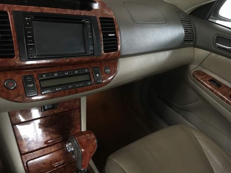 Tôi cần bán xe Camry sx 2005, bản 3.0V, số tự động (3)