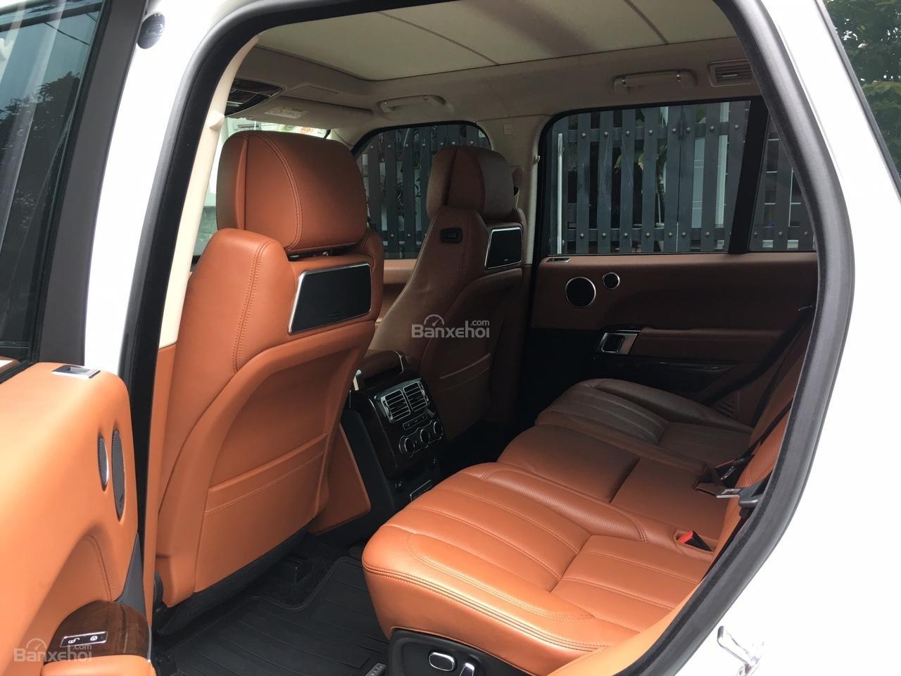 Cần bán xe LandRover Range Rover Autobiography 3.0 năm 2014, màu trắng -8