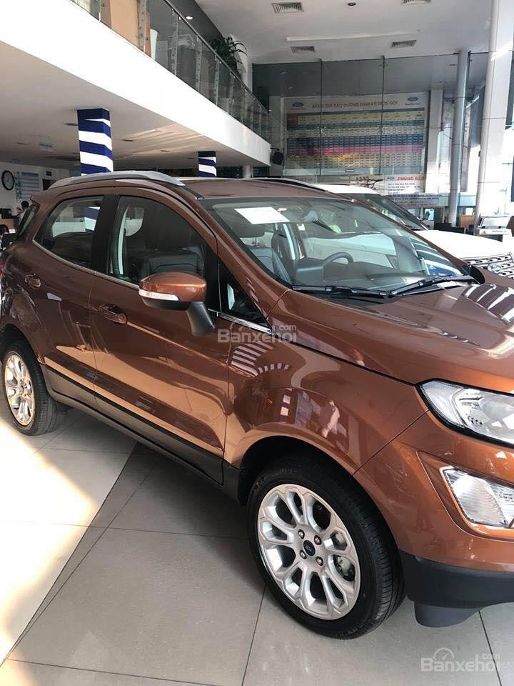 Ford Ecosport 2018 new, hỗ trợ vay 85%, LS 0.6%, LH: 090909.9106-8