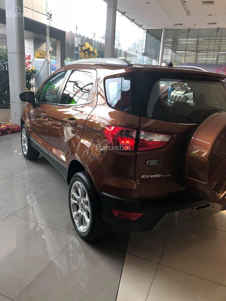 Ford Ecosport 2018 new, hỗ trợ vay 85%, LS 0.6%, LH: 090909.9106-6