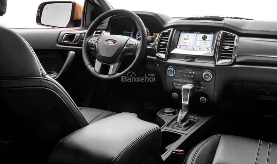 Ford Ranger 2019 new, tặng nắp thùng + Bảo hiểm, hỗ trợ vay 85% - liên hệ: 0909099106-4
