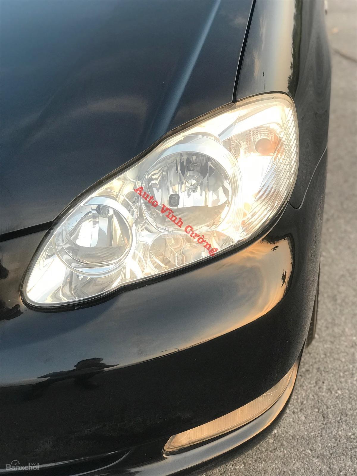 Cần bán xe Toyota Corolla Altis 1.8G MT sản xuất năm 2007, màu đen (5)