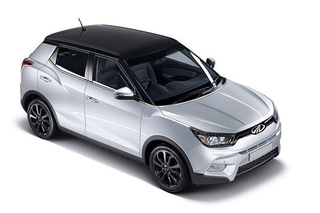SUV cỡ nhỏ đầu tiên của Mahindra chuẩn bị trình làng, giá chỉ từ 200 triệu đồng 1.