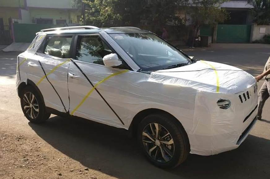 SUV cỡ nhỏ đầu tiên của Mahindra chuẩn bị trình làng, giá chỉ từ 200 triệu đồng 2.