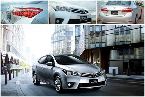 Toyota Corolla, RAV4 và Camry giành ghế  top 10 xe bán chạy nhất thế giới - 1