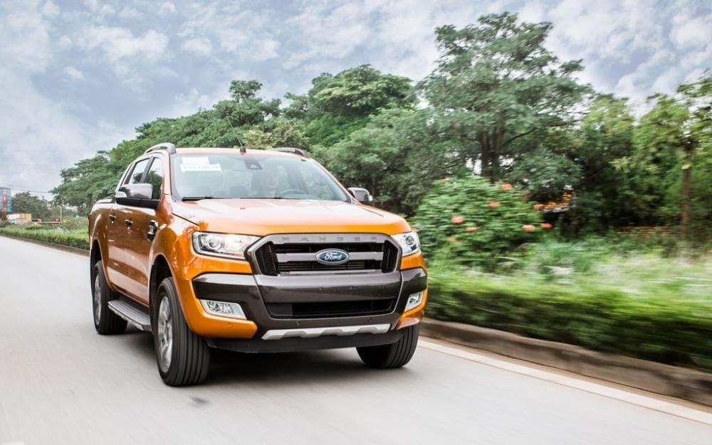 Giá lăn bánh xe Ford Ranger 2019 tại Việt Nam, phiên bản giá rẻ xuất hiện a1